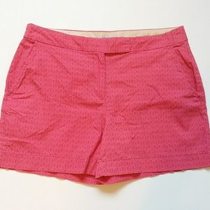 Plus size 16 pink Izod shorts pattern